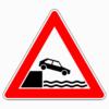 Verkehrszeichen 101-53 Ufer