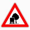 Verkehrszeichen 101-54 unzureichendes Lichtraumprofil
