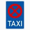 Vorschriftzeichen 229 Taxenstand