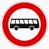 257-54 Verbot für Kraftomnibusse