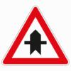 Verkehrszeichen 301 Vorfahrt