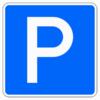 Richtzeichen 314 Parken