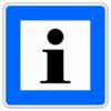 Richtzeichen 365.61 Informationsstelle