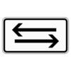 Zusatzzeichen 1000.30 Beide Richtungen